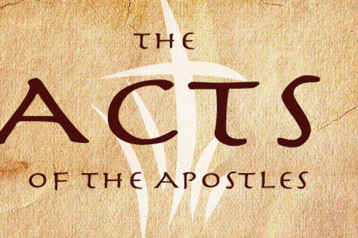 Acts Series Title Slide